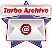 Turbo Archive - email backup, storage, retrieval and recovery.